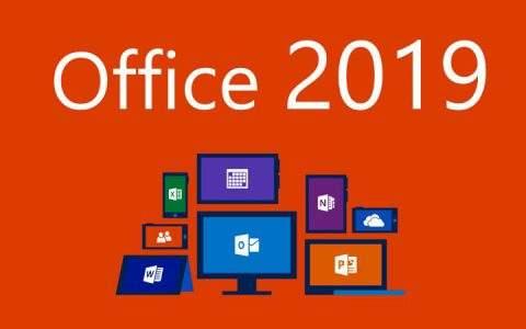 Microsoft Office 2019 微软办公套件